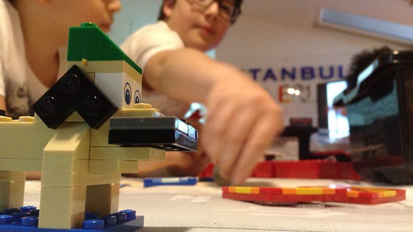 Maker Çocuk, FLL Turnuvasına Takım Hazırlıyor