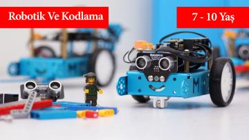 Robotik + Kodlama