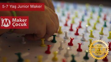 5 – 7 Yaş Maker Programı | 1 Aylık
