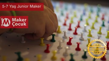 5 – 7 Yaş Maker Programı | 1 Dönemlik