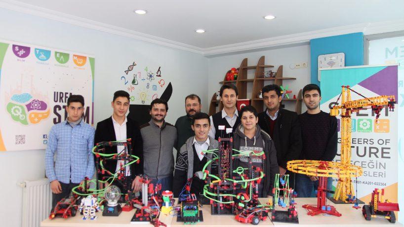Urfa'lı Maker Cocukların Başarısı