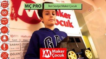 8-10 Maker Çocuk Proje Dönemlik
