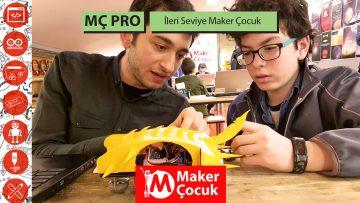 11-14 Maker Çocuk Proje Dönemlik