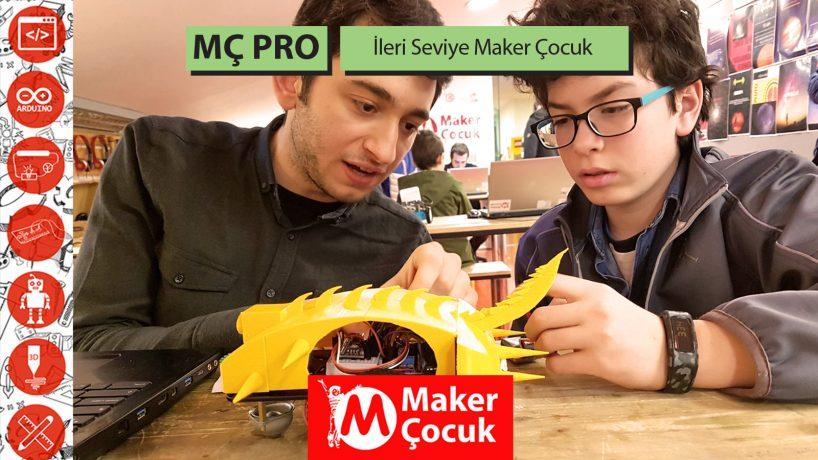 11-14 Maker Çocuk Proje Yıllık